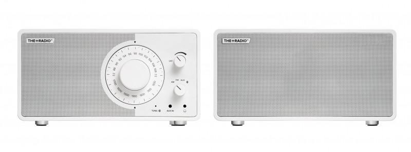 +Audio The +Radio Stereo AM/FM BT Table Radio