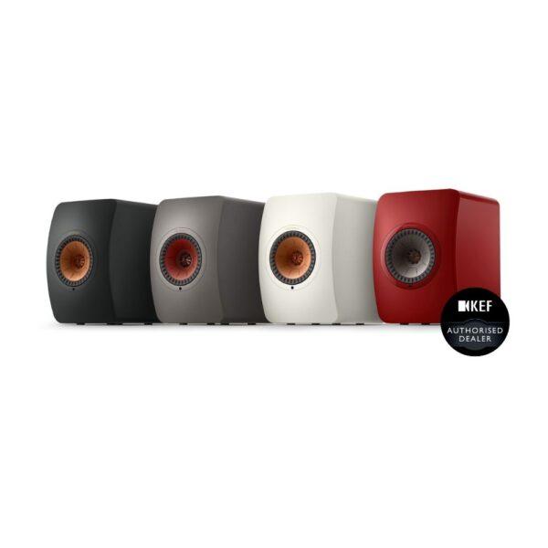 KEF LS50 Wireless 2 Speakers