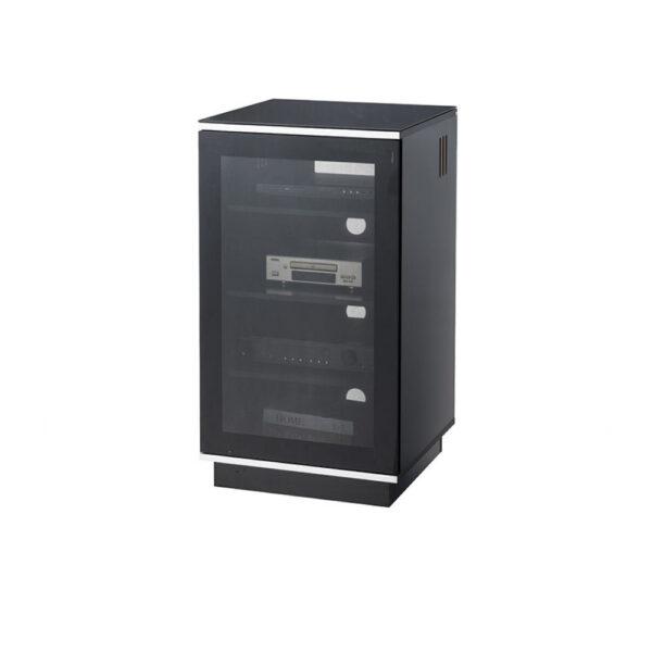 Tauris Titan 4 Shelf Hi-Fi Cabinet
