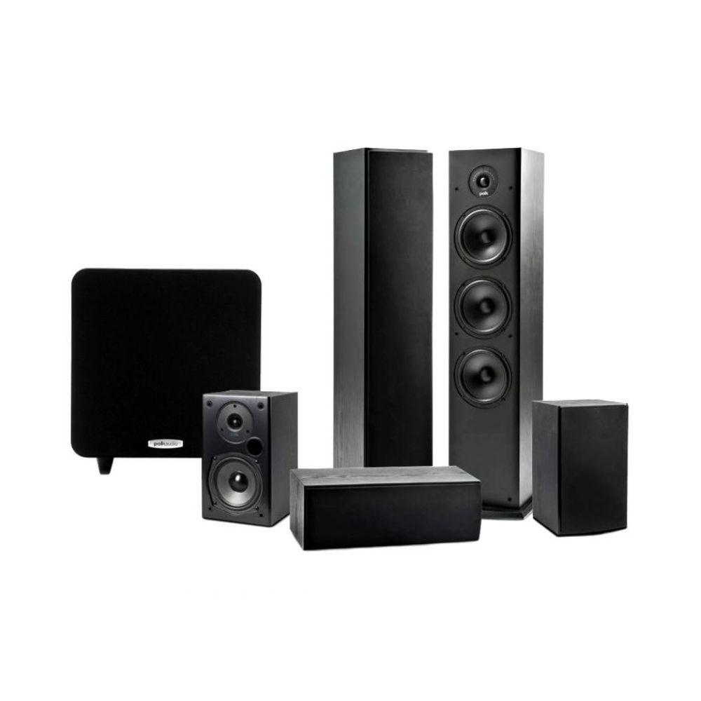 Polk Audio T Series 5.1 Home Theatre Speaker System Lifestyle Store
