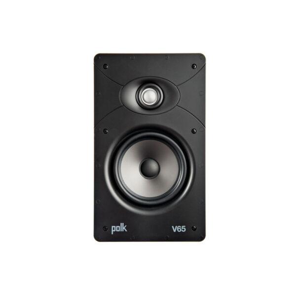 Polk Audio V65 Custom Series In-Wall Speaker (Each)