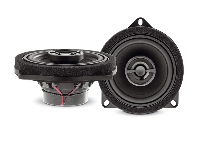 Focal IC BMW 100 Coaxial Speaker (BMW and Mini compatible)