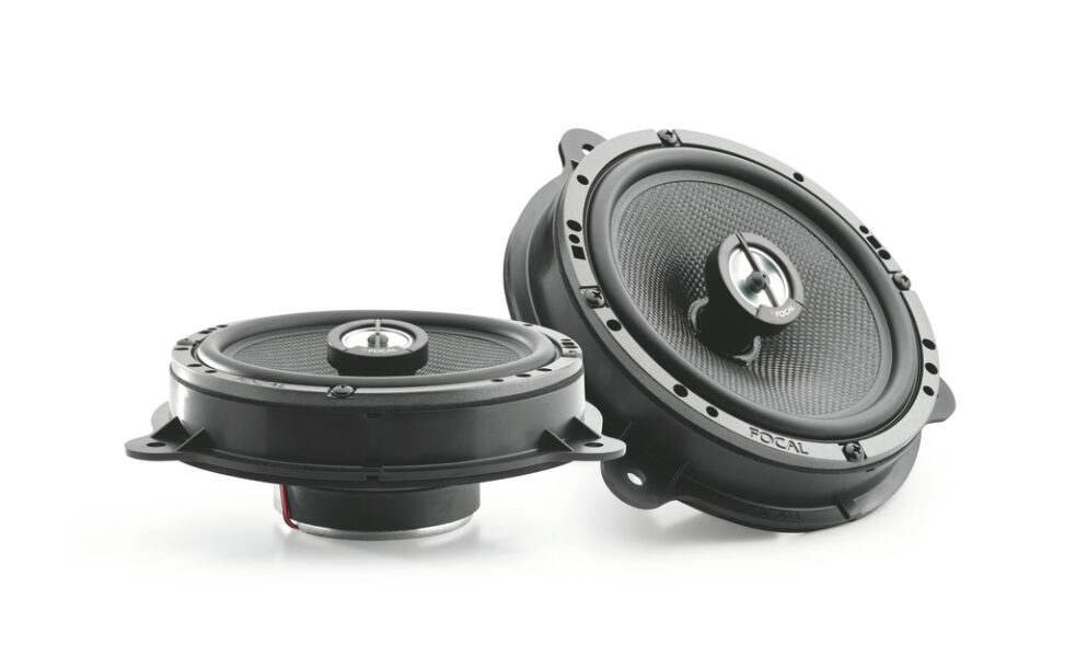 Focal ICRNS165 6.5″ Coaxial Speaker Kit
