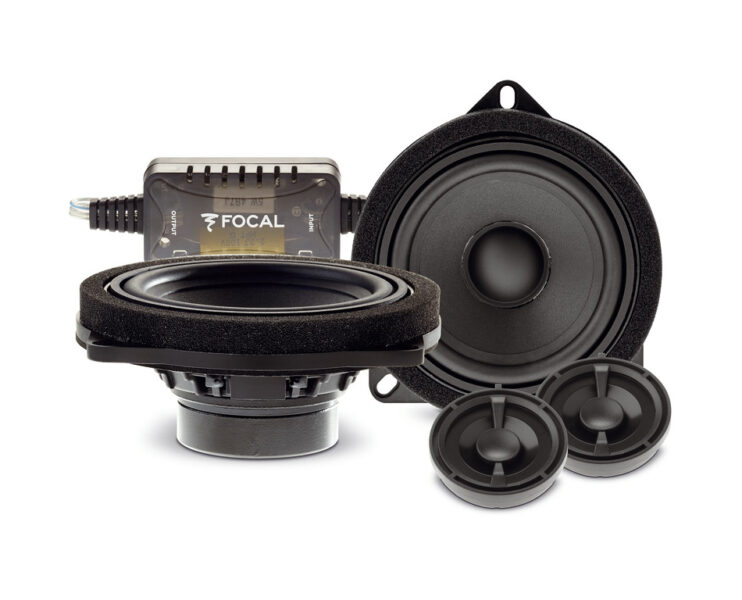 Focal IS BMW 100 Component Speaker (BMW and Mini compatible)