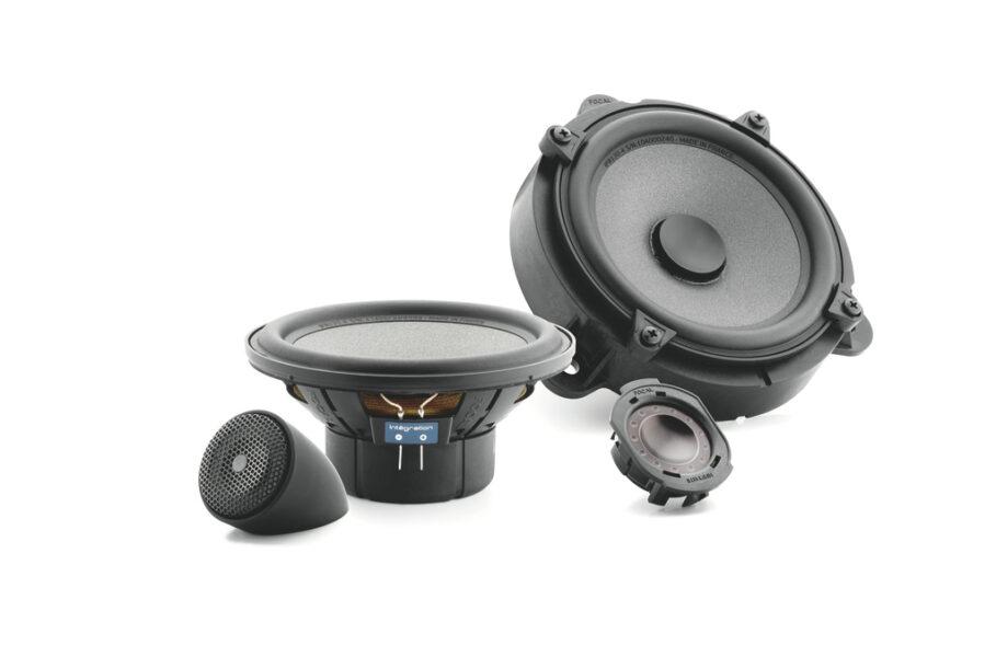 Focal ISREN130 5.25″ Component Speaker Kit