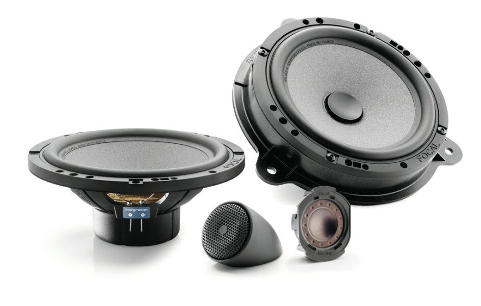Focal ISRNS165 6.5″ Component Speaker Kit
