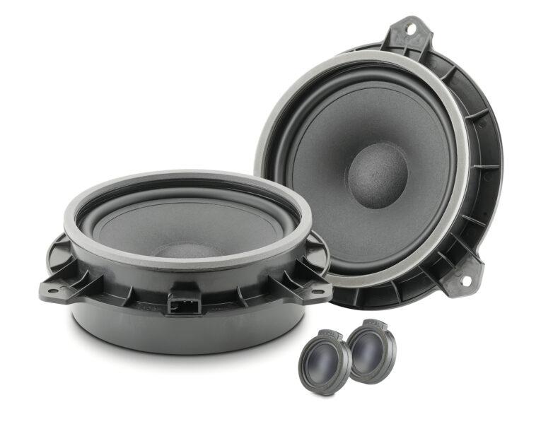 Focal IS TOY 165 TWU 6.5″ component speaker kit