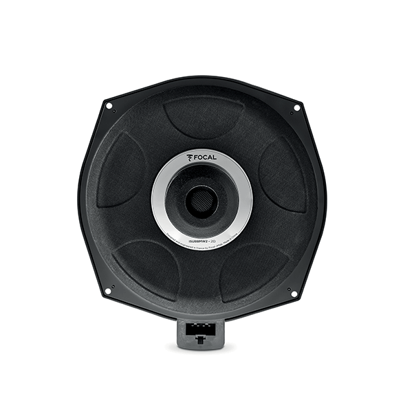 Focal ISUB BMW 2 10″ Subwoofer (BMW and Mini compatible)