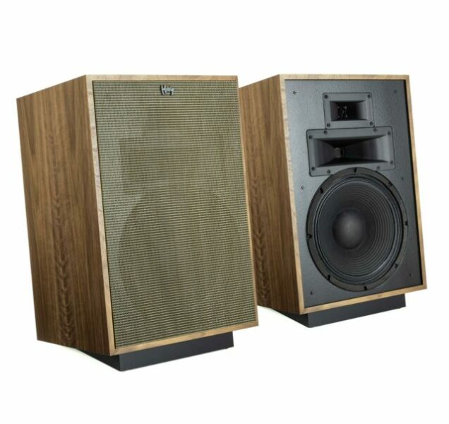 Klipsch Heresy IV Floorstanding Speakers (Pair)
