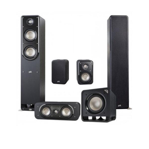 Polk Audio S50 5.1 Speaker Pack