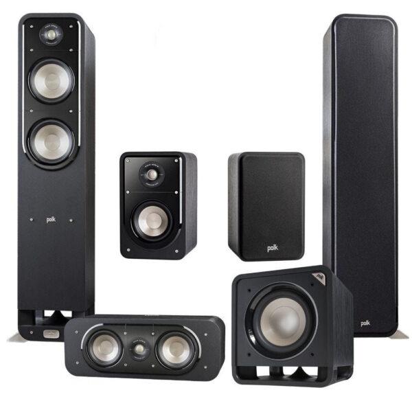 Polk Audio S55 5.1 Speaker Pack