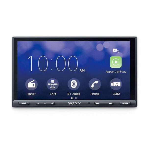 """Sony XAV-AX5000 17.6cm (6.95"""") Media Receiver Android Auto Apple Carplay"""