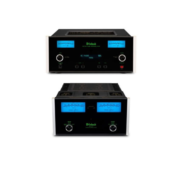 McIntosh C2700 Pre-Amplifier + MC312 Power Amplifier