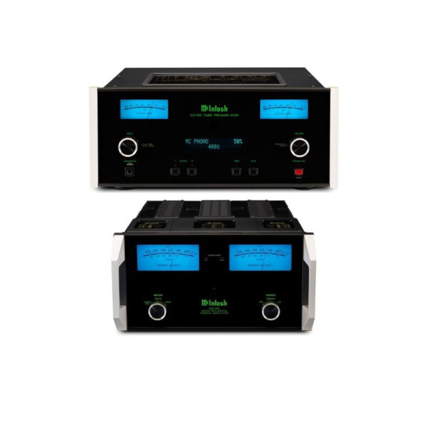 McIntosh C2700 Pre-Amplifier + MC462 Power Amplifier