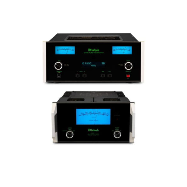 McIntosh C2700 Pre-Amplifier + Dual MC611 Power Amplifier