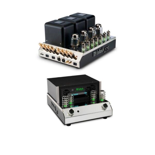 McIntosh C8 Pre-Amplifier + MC275 Power Amplifiers