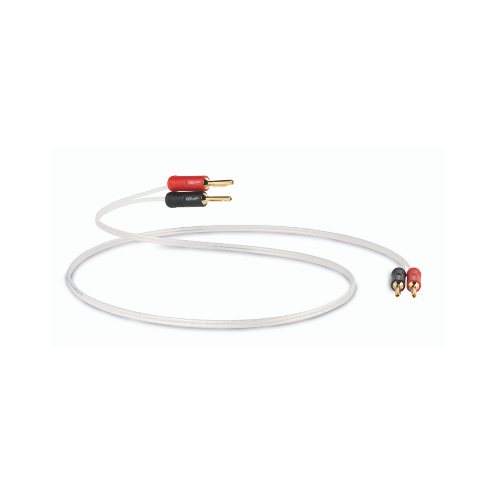 Life Style Store Qed Performance Silver Micro Speaker Cable