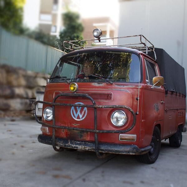 1969 Volkswagen Kombi