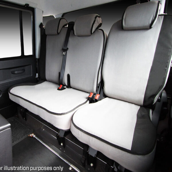MSA Land Rover Discovery Canvas Seat Covers