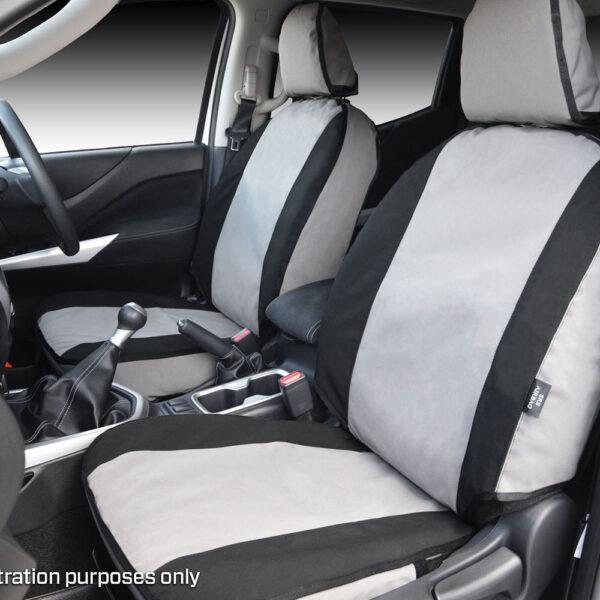MSA 4×4 Paratus Canvas Seat Covers