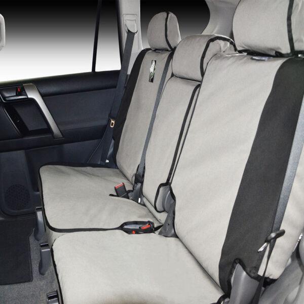 MSA 4×4 Land Cruiser Prado 150 Series Canvas Seat Covers