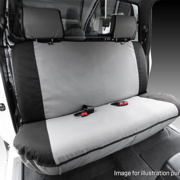 MSA 4×4 Nissan Navara D22 Canvas Seat Covers