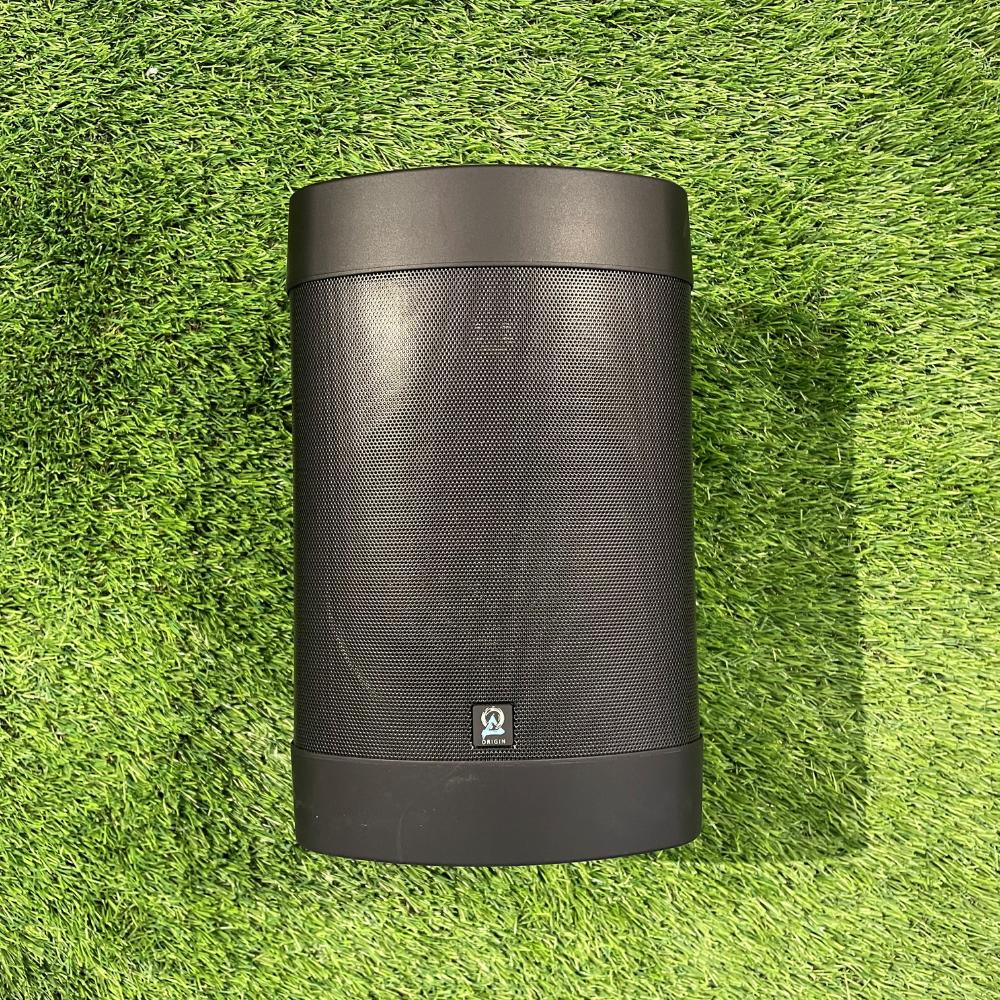 Origin Acoustics OS56B Outdoor Speaker - Black (Single) - Ex Demo