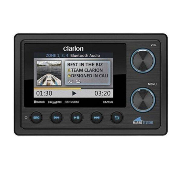 Clarion CMS4 Source Unit