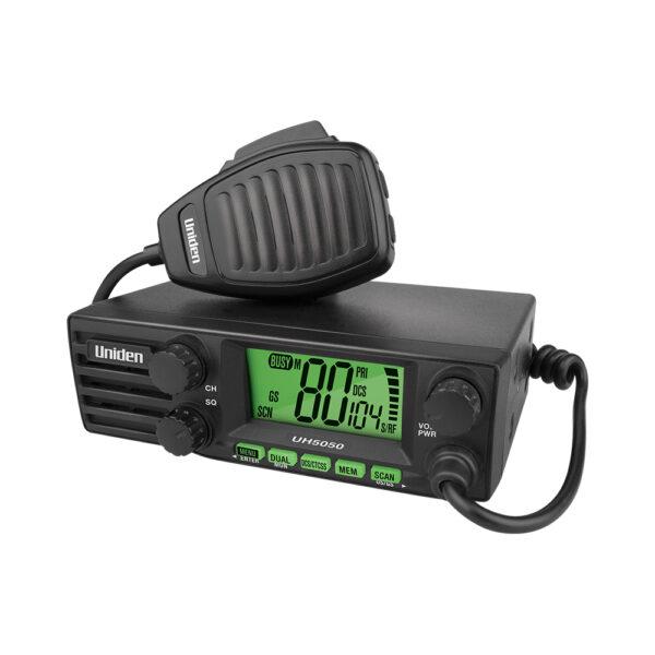 Uniden UH5050 Din Size UHF CB Radio