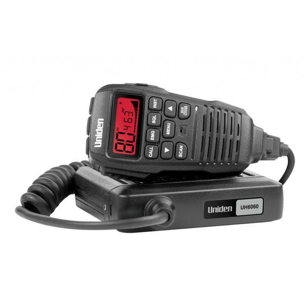 Uniden UH6060 Mini UHF CB Radio