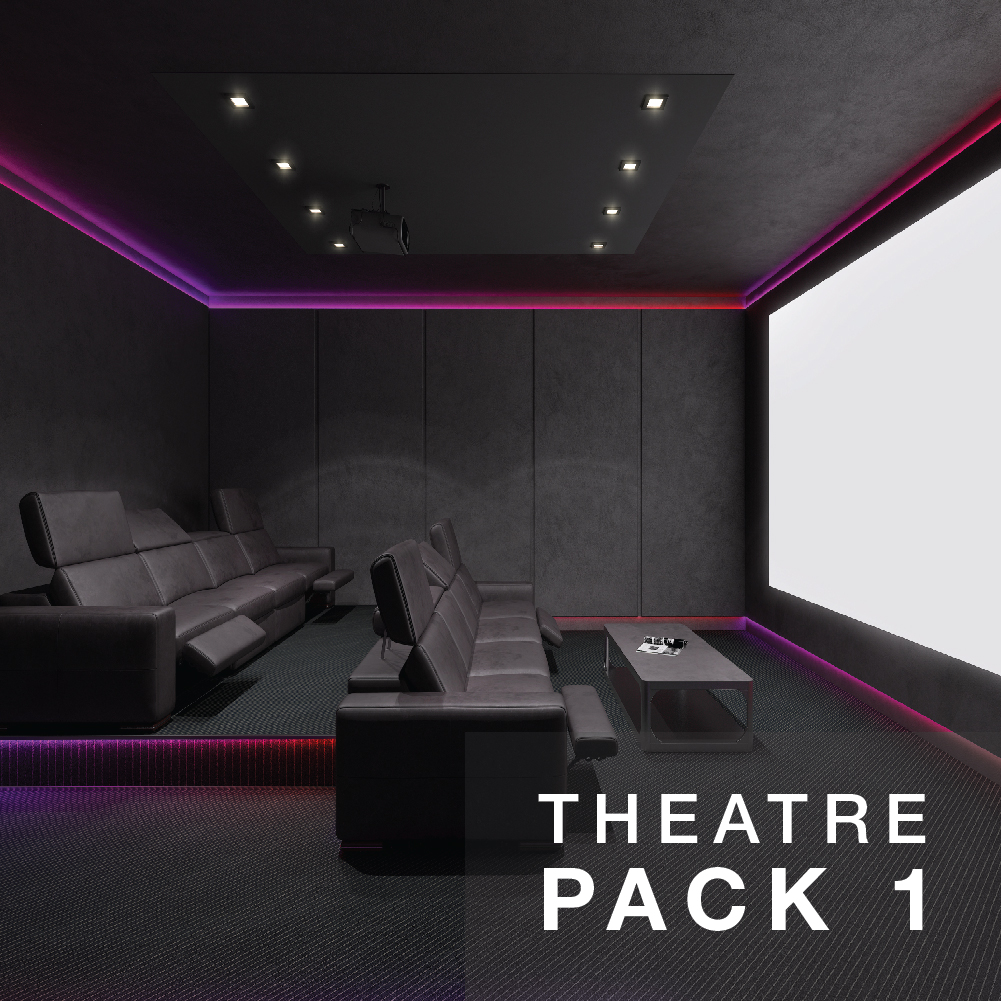 12 Theatre Package Pack 1