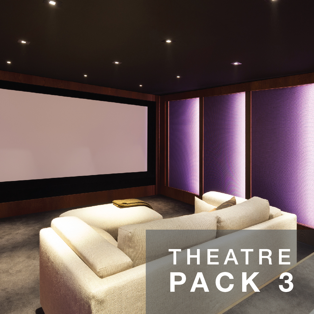 12 Theatre Package Pack 3