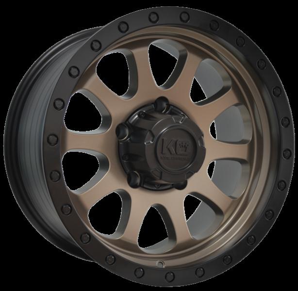 King Wheels Hurricane 4×4 Wheel