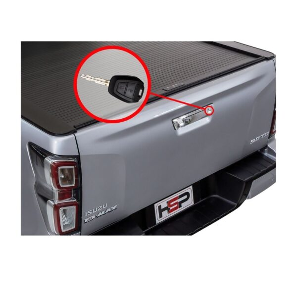 HSP Taillock Tailgate Central Locking