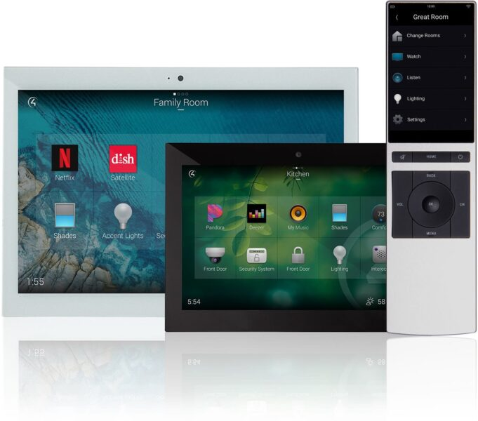Smart Home Interaction