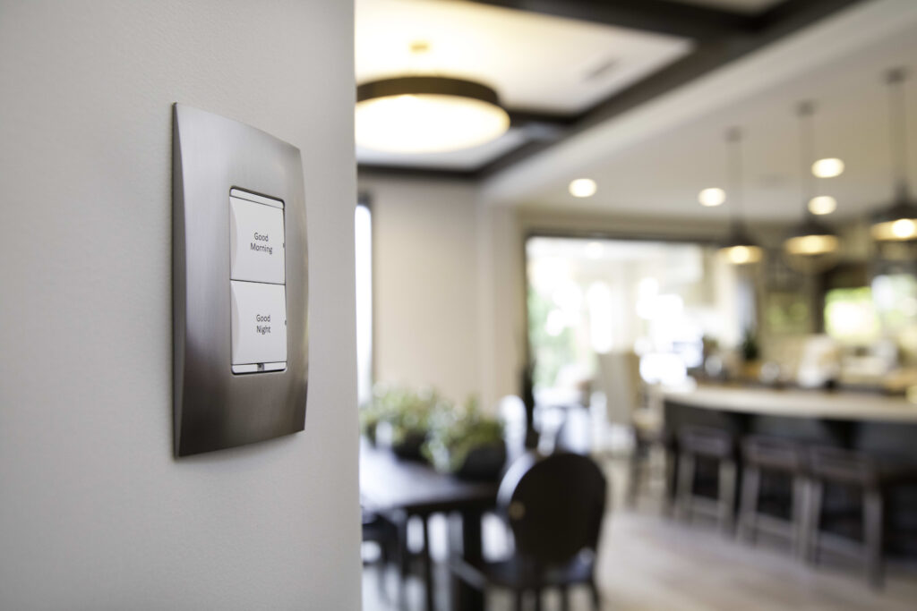 Smart Lighting Centralised