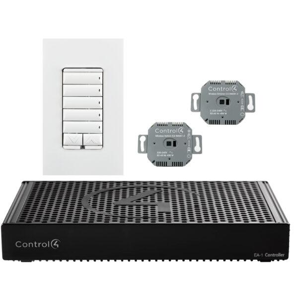 Single Room Lighting Control Package
