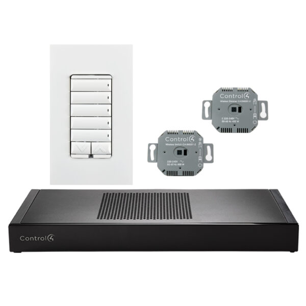 Control 4 Automation Packages Lighting Control Renovators Pack