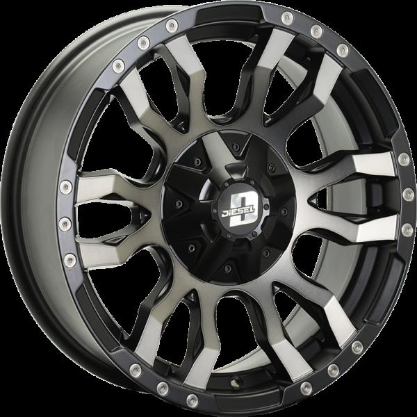 Diesel Wheels Florida 4×4 Wheel