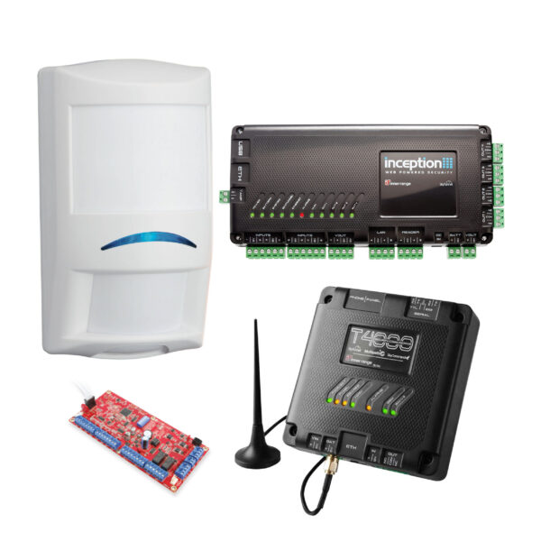 Home Alarm Packages Advanced