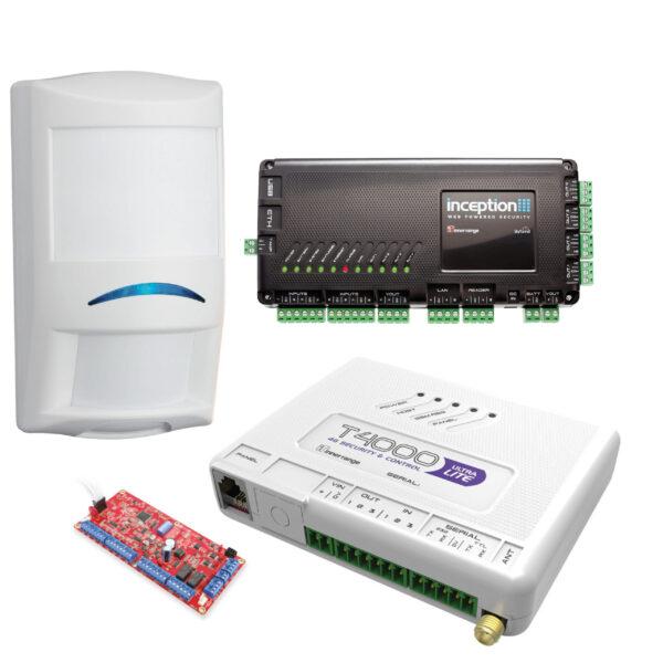 Home Alarm Packages Premium
