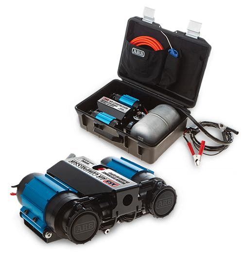 ARB Portable Twin Compressor Kit