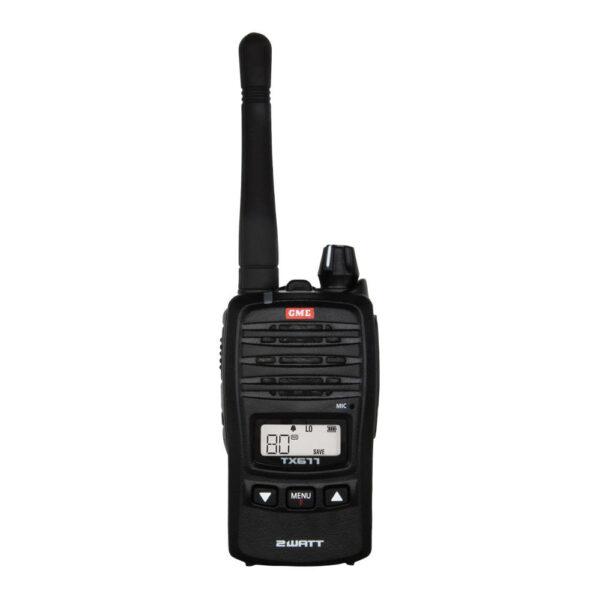 GME 1 Watt UHF CB Handheld Radio