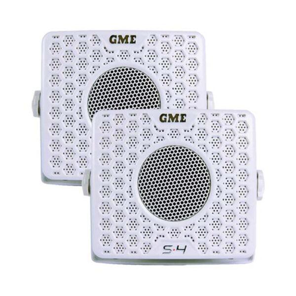 GME IP54 Marine Box Speakers (Pair)