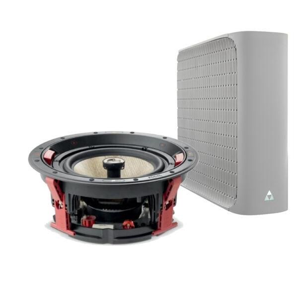 Advanced Multi Room Audio Package
