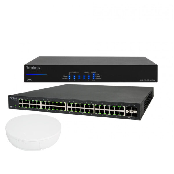 Premium Networking Package