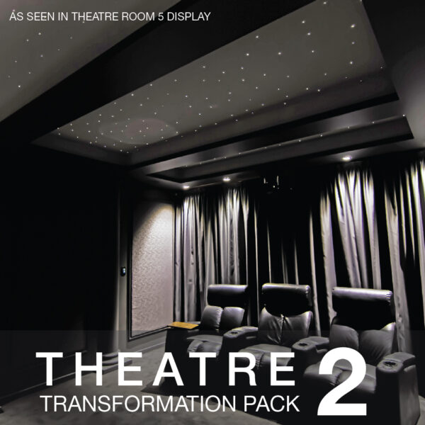Home Theatre Room Transformation Package 2