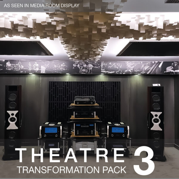 Home Theatre Room Transformation Package 3