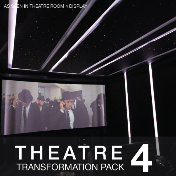 Home Theatre Room Transformation Package 4