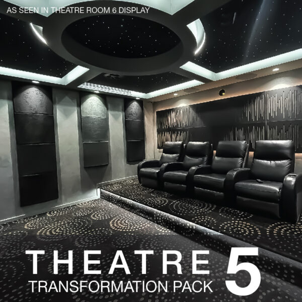 Home Theatre Room Transformation Package 5